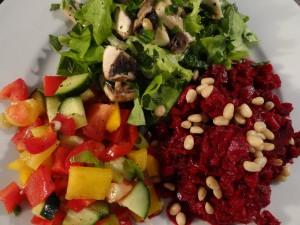 Salat Dreierlei