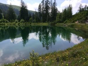 Tirol Bergsee